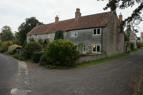 house in Kingsdon, Somerton